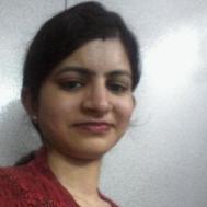 Vidushi G. Class 6 Tuition trainer in Delhi