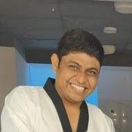 Sumit Kashyap Self Defence trainer in Gurgaon