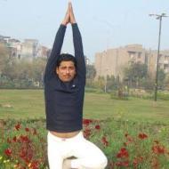 Shardakant Shandilya Yoga trainer in Delhi