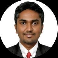 Syed Kaleel Awn M Microsoft Excel trainer in Chennai
