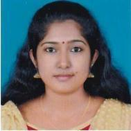 Remya R. Class I-V Tuition trainer in Thrissur