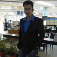 Tanmoy Chakraborty BBA Tuition trainer in Pune