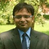 Himanshu Garg Engineering Entrance trainer in Bangalore