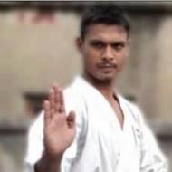 Prosenjit Manna Self Defence trainer in Kolkata