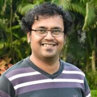 Saptarshi Mitra Nursery-KG Tuition trainer in Kolkata