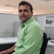 Sailesh Microsoft Excel trainer in Hyderabad