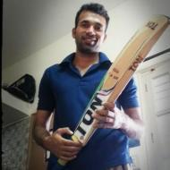 Ashish Cricket trainer in Bangalore