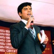 Nandkishor Spoken English trainer in Nagpur
