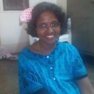 Uthra Venkatraman MSc Tuition trainer in Hyderabad