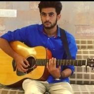 Rishab Tiwari Guitar trainer in Hyderabad