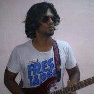 Arvind Raj Gajendran Guitar trainer in Chennai