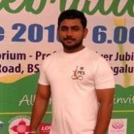 Guru Gym trainer in Bangalore