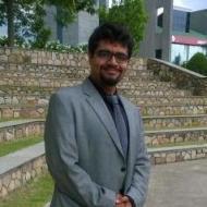 Chintan Gotecha Data Science trainer in Pune