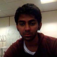 Vigneshwar V DevOps trainer in Bangalore