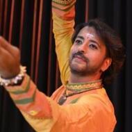 Piyush Raj Dance trainer in Mumbai