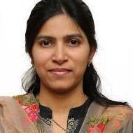 Diana G. MSc Tuition trainer in Bangalore