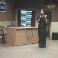 Sushma P. Behavioural trainer in Hyderabad