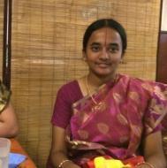 Shrinidhi CA trainer in Bangalore