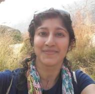 Sandhya M. Drawing trainer in Bangalore