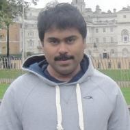 Karthik J Amazon Web Services trainer in Chennai