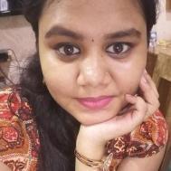 Nanditha Makeup trainer in Chennai