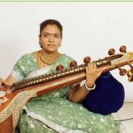 Vijayalakshmi R Veena trainer in Chennai