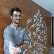 Bhupesh K. BCom Tuition trainer in Bangalore
