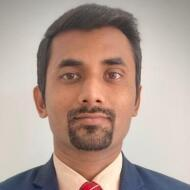 Ankit Namdeo Embedded C trainer in Hyderabad