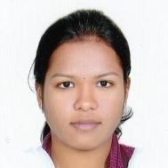 Palak K. Data Science trainer in Bangalore