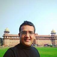 Rishabh T. trainer in Bangalore