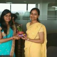 Ranjana D. Computer Course trainer in Sangli