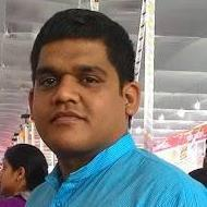 Shivranjan Kolvankar Robotics trainer in Bangalore