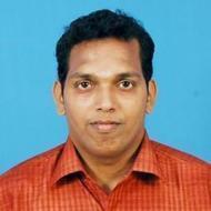 Shankaar G Web Development trainer in Madurai