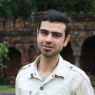 Arjun Sharma Class 11 Tuition trainer in Delhi