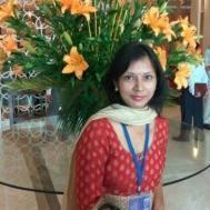 Vandana K. Class 11 Tuition trainer in Delhi