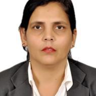 Kirti S. CAD trainer in Chandigarh