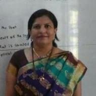 Vasudha G. Class 6 Tuition trainer in Mumbai
