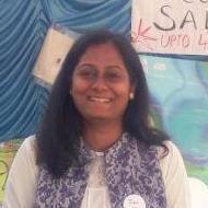 Juhi G. Drawing trainer in Bangalore