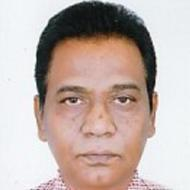 Prof. Dr. N. M. Kiron Acupuncture trainer in Dhaka