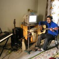 Rishi A Sen Guitar trainer in Mumbai