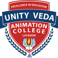Unity Veda Animation college Web Designing institute in Lucknow