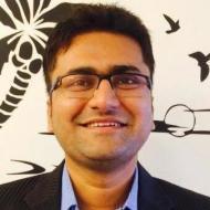 Nayan Bhavsar Python trainer in Ahmedabad