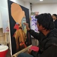 Tarun Yadav Drawing trainer in Indore