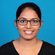 Karpagam B. Data Science trainer in Bangalore