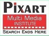 Pixart Multimedia Institute UI Design institute in Ahmedabad