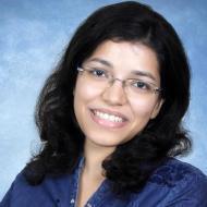 Aparna J. German Language trainer in Mumbai