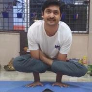 Dr Mayur V K. Yoga trainer in Bangalore