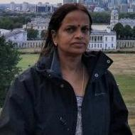 Pushpa K. Vocal Music trainer in Bangalore