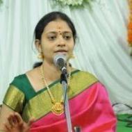 Dr Varanasi J. Vocal Music trainer in Hyderabad