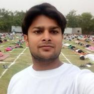 Jitender Kaushik Yoga trainer in Delhi